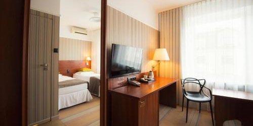 Забронировать Best Western Hotel Cristal
