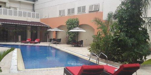 Забронировать New Africa Hotel