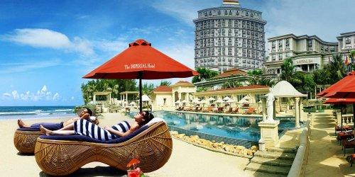 Забронировать The Imperial Hotel Vung Tau