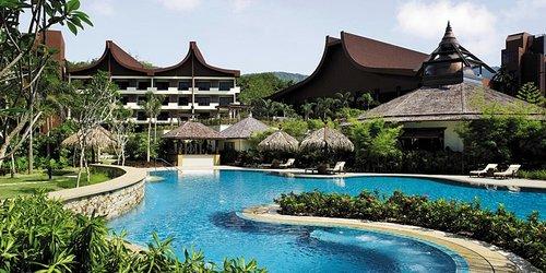 Забронировать Shangri-La's Rasa Sayang Resort & Spa