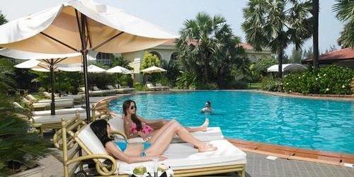Забронировать The Zuri White Sands, Resort & Casino