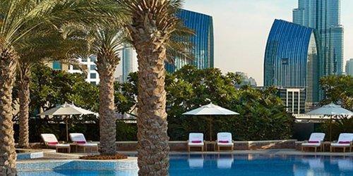 Забронировать Shangri-La Hotel, Dubai