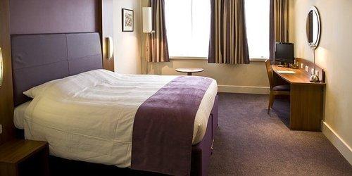 Забронировать Premier Inn London City (Tower Hill)