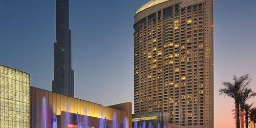 Забронировать The Address, Dubai Mall Hotel