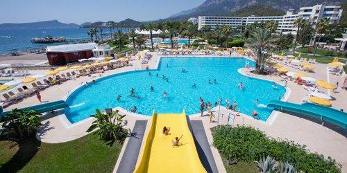 Забронировать Majesty Mirage Park Resort