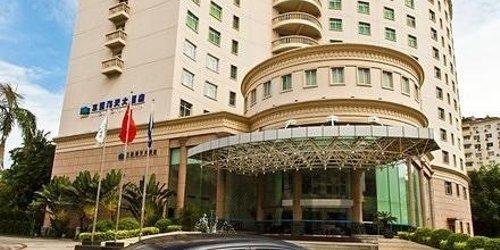 Забронировать Hyton Hotel Sanya