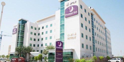 Забронировать Premier Inn Dubai International Airport