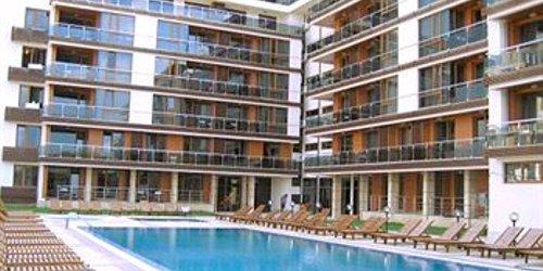Забронировать Pomorie Bay Apartments and Spa