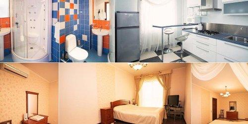Забронировать ApartHotel Revera-Saratov