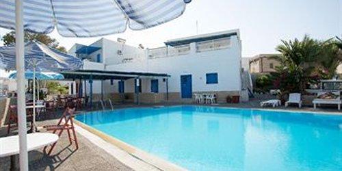 Забронировать Hotel Thirasia