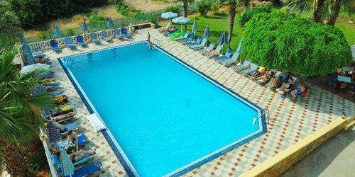 Забронировать Paloma Garden-Corina Hotel