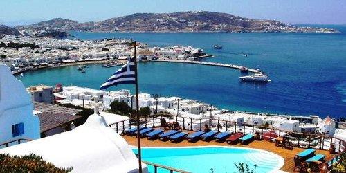 Забронировать Mykonos View Hotel