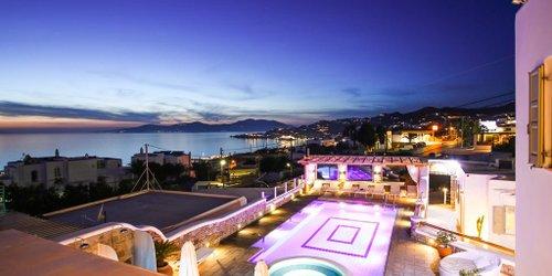 Забронировать Damianos Mykonos Hotel