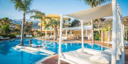 Забронировать Parthenis Hotel & Suites