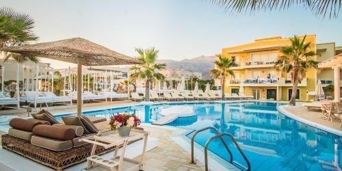 Забронировать Parthenis Beach, Suites by the Sea