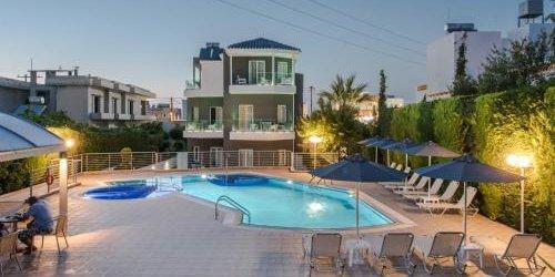 Забронировать Villa Ria Apartments & Suites