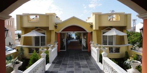 Забронировать Hotel Cristina Maris