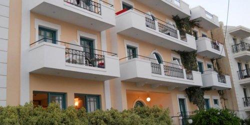Забронировать Antinoos Hotel