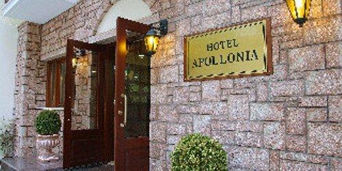 Забронировать Apollonia Hotel