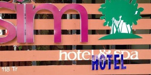 Забронировать Sim Spa Hotel