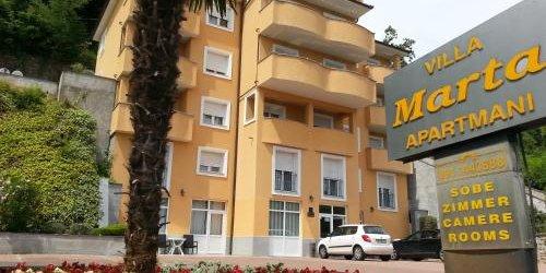 Забронировать Apartments Villa Marta