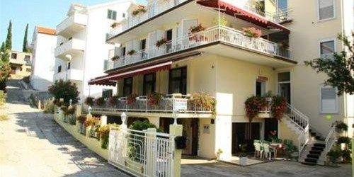 Забронировать Hotel Haus Am Meer