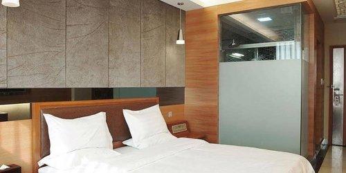 Забронировать Starway Hotel Hongqiao Transportation Hub