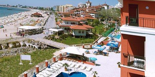 Забронировать Carina Beach Aparthotel