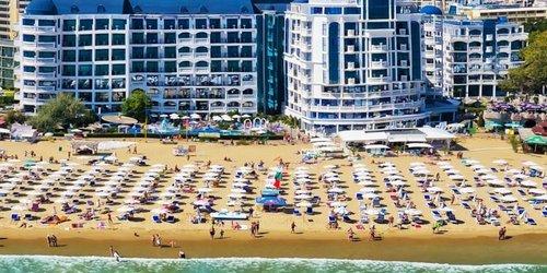 Забронировать Chaika Beach & Spa Hotel
