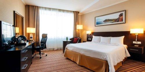 Забронировать Courtyard by Marriott Irkutsk City Center Hotel