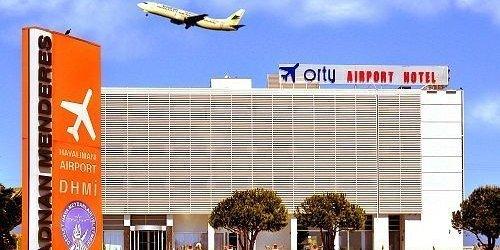 Забронировать Orty Airport Hotel