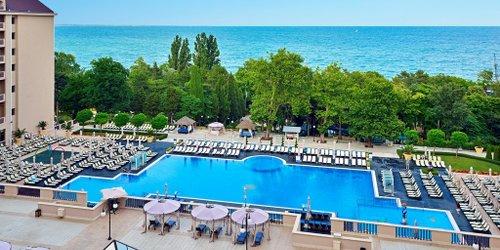 Забронировать Melia Grand Hotel Hermitage