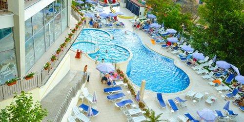 Забронировать Parkhotel Golden Beach - All inclusive