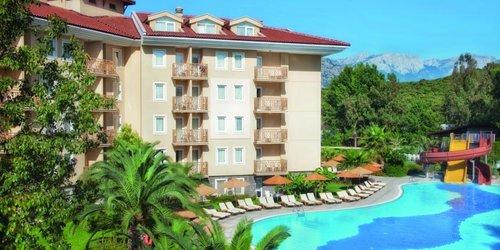 Забронировать Akka Claros Hotel