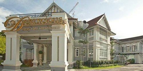 Забронировать Deluxcious Heritage Hotel