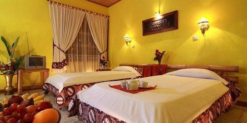 Забронировать Poeri Devata Resort Hotel