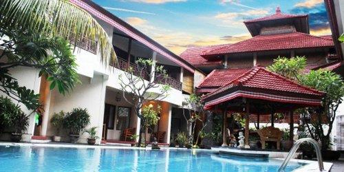 Забронировать The Flora Kuta Bali