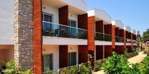 Забронировать Dilekagacı Hotel