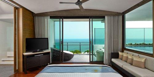 Забронировать Rayong Marriott Resort & Spa