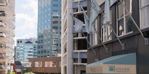 Забронировать Gilmer Apartment Hotel