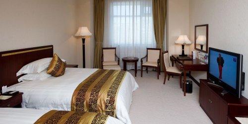 Забронировать Beijing Palace Soluxe Hotel Astana