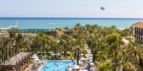 Забронировать Belek Beach Resort Hotel