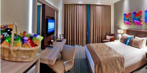 Забронировать Ostimpark Business Hotel