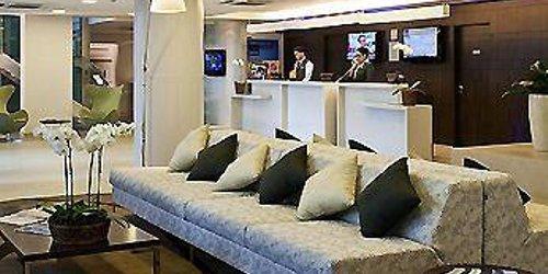 Забронировать Novotel Rio de Janeiro Santos Dumont
