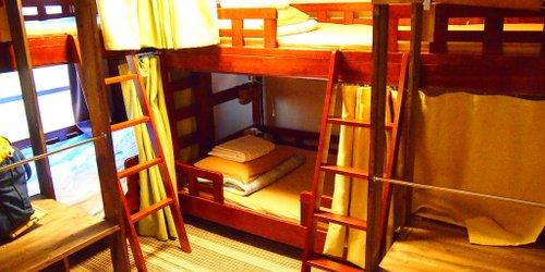 Забронировать J-Hoppers Hiroshima Guesthouse