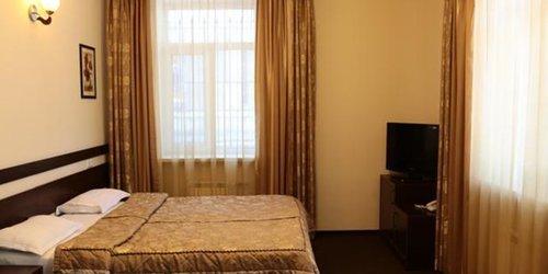 Забронировать Salem on Dostyk Hotel