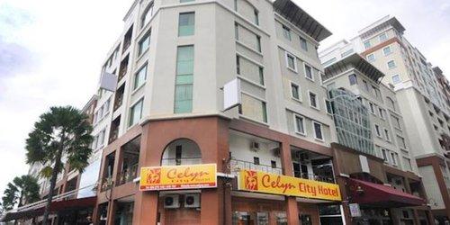 Забронировать Celyn City Hotel