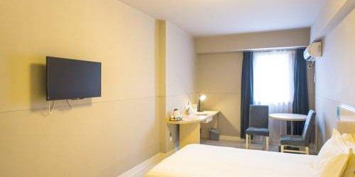 Забронировать Jinjiang Metropolo Hotel Fuzhou Taijiang