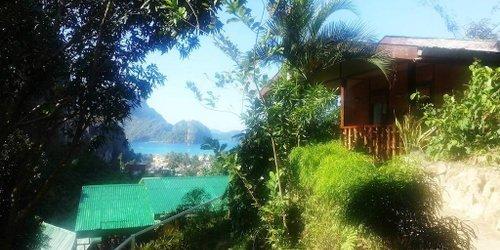 Забронировать El Nido Viewdeck Cottages
