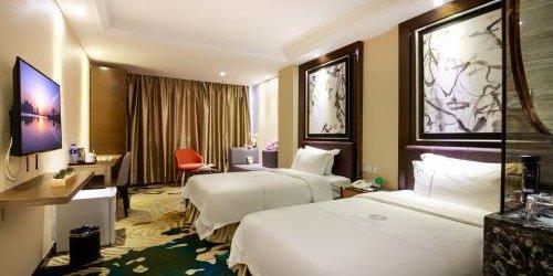 Забронировать Yingshang Yalan Hotel(Guangzhou Beijing Road Branch)